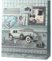 Пакет подарочный deVente Travel / 9041026 -