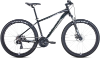 Велосипед Forward Apache 27.5 2.2 Disc 2021 / RBKW1M37G021 -