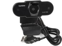 Веб-камера ExeGate BlackView C615 FullHD (Black) -