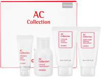Набор косметики для лица COSRX AC Collection Trial Kit Intensive 1.0  -