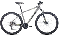 Велосипед Forward Apache 29 2.2 Disc 2021 / RBKW1M39G009 -