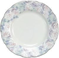 Тарелка столовая глубокая Cmielow i Chodziez Feston / G236-0011390 (акварель) -