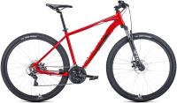 Велосипед Forward Apache 29 2.2 Disc 2021 / RBKW1M39G015 -