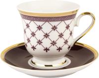 Чашка с блюдцем Cmielow i Chodziez Astra Fryderyka / G364-8202S03 -