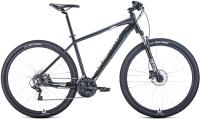 Велосипед Forward Apache 29 3.2 Disc 2021 / RBKW1M39G023 -