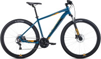 Велосипед Forward Apache 29 3.2 Disc 2021 / RBKW1M39G030 -