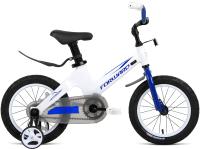 Детский велосипед Forward Cosmo 14 2021 / 1BKW1K7B1008 (белый) -