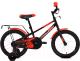 Детский велосипед Forward Meteor 16 2021 / 1BKW1K1C1020 -