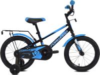 Детский велосипед Forward Meteor 16 2021 / 1BKW1K1C1019 -