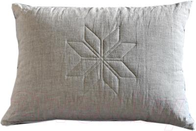 Подушка для сна Textiles Resource Премиум Лен / ПСПЛ50х70.2282