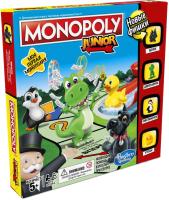 Настольная игра Hasbro Monopoly Джуниор / A6984RA0 -