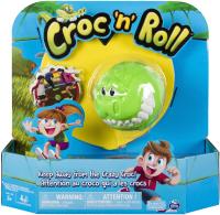 Настольная игра Spin Master Games Крутящийся крокодильчик / 6044750 -
