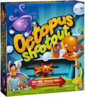 Настольная игра Spin Master Games Осьминог / 6054637 -