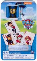 Настольная игра Spin Master Games Щенячий патруль в металлической коробке / 6044336 -