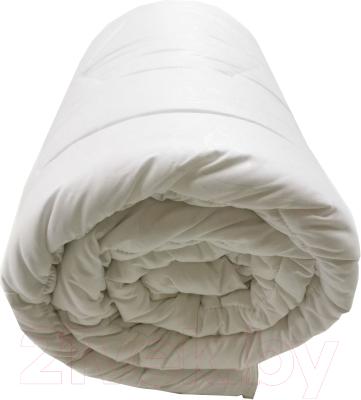 Одеяло Textiles Resource Овечья шерсть Микрофибра Opt White / ОС010102.1551
