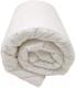 Одеяло Textiles Resource Овечья шерсть Хлопок / ОС010302.2527 (140x205, белый/клетка) -