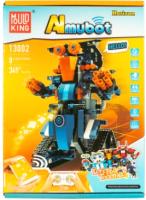 Конструктор управляемый Qunxing Toys Робот / 13002 -