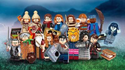 Конструктор Lego Minifigures / 71028