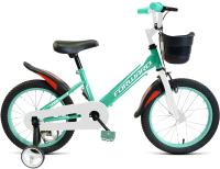 Детский велосипед Forward Nitro 18 2021 / 1BKW1K7D1017 -