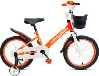 Детский велосипед Forward Nitro 18 2021 / 1BKW1K1D1032 -
