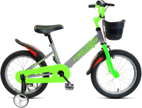 Детский велосипед Forward Nitro 18 2021 / 1BKW1K7D1015 -