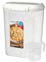 Емкость для хранения выпечки Sistema Bake-It 1250 -