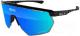 Очки солнцезащитные Scicon Aerowing Multimirror / EY26030201 (Blue+Rain Clear/Black Gloss) -