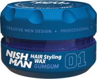 Воск для укладки волос NishMan Gumgum 01 (100мл) -