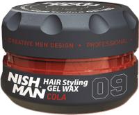 Воск для укладки волос NishMan Cola 09 (100мл) -