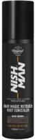 Спрей-краска для волос NishMan Magic Touch Up Консилер (100мл, темно-коричневый) -