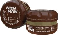 Воск для укладки бороды NishMan Syling Balm (100мл) -