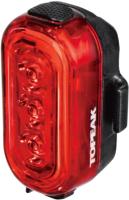 Фонарь для велосипеда Topeak Taillux 100 Usb / TMS093RR (красный/задний) -
