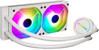 Кулер для процессора Xilence Performance A+ LiQuRizer 240 White (LQ240.W.ARGB) -
