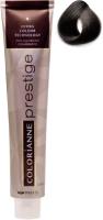 Крем-краска для волос Brelil Professional Colorianne Prestige 3/00 (100мл, темный каштан) -