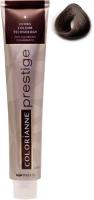 Крем-краска для волос Brelil Professional Colorianne Prestige 4/18 (100мл, шатен шокоайс) -