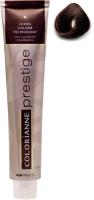 Крем-краска для волос Brelil Professional Colorianne Prestige 5/38 (100мл, светлый шоколадный шатен) -