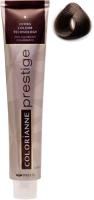 Крем-краска для волос Brelil Professional Colorianne Prestige 6/10 (100мл, темный пепельный блонд) -