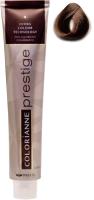 Крем-краска для волос Brelil Professional Colorianne Prestige 6/18 (100мл, темный блонд шокоайс) -