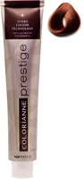 Крем-краска для волос Brelil Professional Colorianne Prestige 6/44 (100мл, темный ярко-медный блонд) -