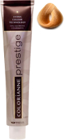 Крем-краска для волос Brelil Professional Colorianne Prestige 9/03 (100мл, теплый натуральный ультра-светлый блондин) -