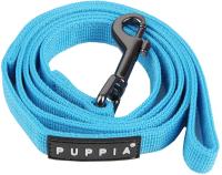 Поводок Puppia Tone / PDCF-AL30-SB-M (голубой) -