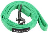 Поводок Puppia Tone / PDCF-AL30-GR-M (зеленый) -