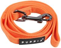 Поводок Puppia Tone / PDCF-AL30-OR-M (оранжевый) -