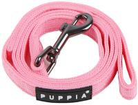 Поводок Puppia Tone / PDCF-AL30-PK-M (розовый) -