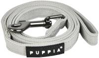 Поводок Puppia Tone / PDCF-AL30-LG-M (сетло-серый) -
