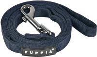Поводок Puppia Tone / PDCF-AL30-NY-M (синий) -