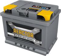Автомобильный аккумулятор AKOM Реактор 6СТ-55 Евро 600A R+ (55 А/ч) -