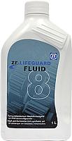 Трансмиссионное масло ZF LifeguardFluid 8 / S671090312 (1л) -