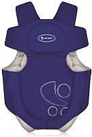 Сумка-кенгуру Lorelli Traveller Blue (10010060002) -