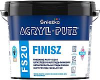 Шпатлевка Sniezka Acryl Putz Finish (1.5кг) -